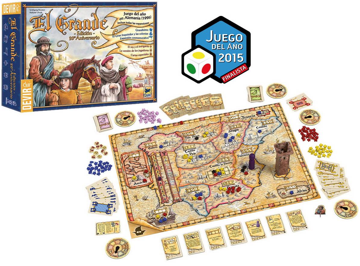 El Grande – Edición 20º aniversario